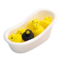 유아 목욕놀이 (오리)