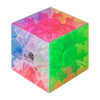 3x3 Edison 컬러 클리어 큐브 - 신광사
