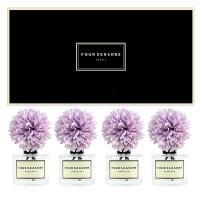 포시즌 사계절 선물세트 디퓨저 200ml 맘 라벤더꽃 x4