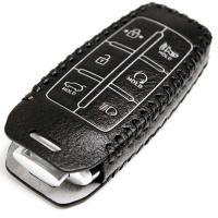 Smart CAR key case GV80 6버튼 고리 스트랩 포함
