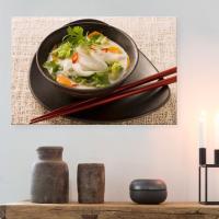 ia886-아크릴액자_맛있는쌀국수(대형가로)