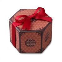 [인디고샵] 전통함 육각 상자 소 (2개)
