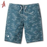 [Altamont] WAVY SHORT (Blue)
