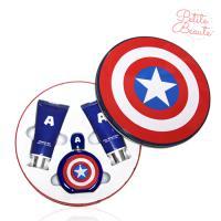 캡틴아메리카 향수 세트(향수+에프터쉐이브밤+샤워젤)