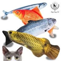 [딩동펫]고양이 캣닢장난감 캣닢물고기 물고기장난감