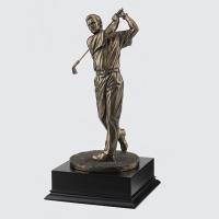 [무료배송] 골프 트로피 스윙모션 HB-1310 싱글패 골프패