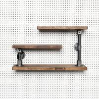 [더파이프] Pipe Shelves 벽면선반 D03