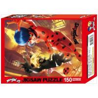 미라큘러스 레이디버그 직소퍼즐 150pcs: 파리의 영웅