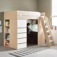 하우스 수납서랍 1인실 프리미엄 독서실책상 풀세트