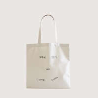 WWL MarketBag Fomal-LightGray