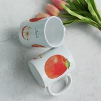 cg948-디자인머그컵2p-풍수붉은사과