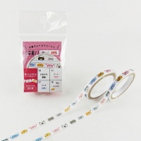 [5MM] WASHI TAPE_CAT
