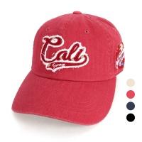 [디꾸보]컬시브 레터 워싱 코튼 볼캡 모자 AC460