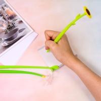 핵인싸템 갓샵 꽃 볼펜 5종 튤립 해바라기 새싹펜
