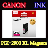 캐논(CANON) 잉크 PGI-2900 / XL Magenta / 대용량 / PGI2900 / iB4090 / MB5090 / MB5390