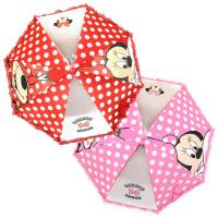 미니마우스 40 리본페이스 우산 (레드,연핑)
