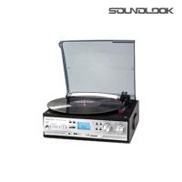 사운드룩 USB SD RADIO LP턴테이블 SLT-2080