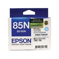 엡손(EPSON) 잉크 C13T122500 / NO.85N / 밝은청록 / Stylus Photo 1390 HQ5/Dye/HAV3 , Stylus Photo T60