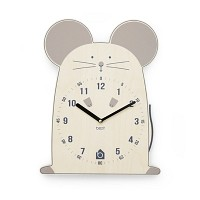 [BEZIT] DEEDY MOUSE Wall Clock(무소음벽시계)