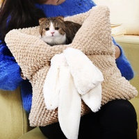 [후펫] 리본 고양이 하우스