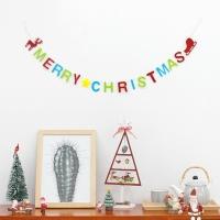 산타의 크리스마스 썰매 가랜드