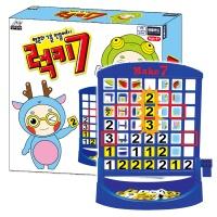신과한판 럭키세븐 보드게임 / 2인용 보드게임