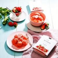 시루아네 딸기 카스테라 모찌세트(300g X 2팩)