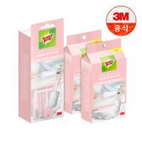 [3M]뉴 화장대용 먼지떨이 핸들+리필 5입