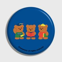 Smart bear friends-blue(거울)