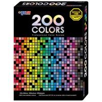 종이나라 200 COLORS 컬러가이드 (대)