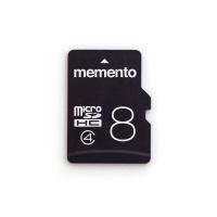 [메모렛] 메멘토 마이크로SD카드 8G Class4 메모리카드