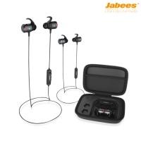 Jabees 블루투스 무선 이어폰 AMPSound (16단계 볼륨 / 마그네틱 / 멀티포인트)