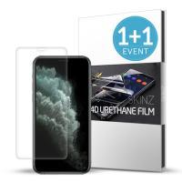 스킨즈 아이폰11 우레탄 풀커버 액정보호 필름 (2장)