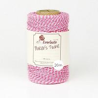 트와인 Baker's Twine 20m Rose Pink
