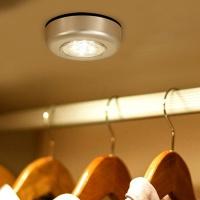 간편한 부착형 LED 터치라이트