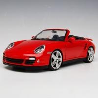 [모터맥스]1:24 포르쉐 911 카브리올레 (73348)모형자동차/다이캐스트
