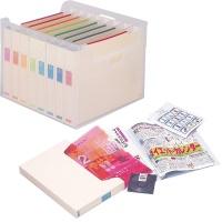 나카바야시 8분류 칸칸 서류보관함-나게코미 박스 F7