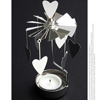 ROTARY CANDLE HOLDER HEART[캔들홀더]