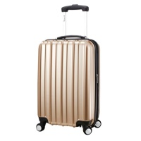 스트라이프(Stripe) 28형 - 골드(Gold) 캐리어 여행가방