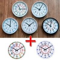 [무료배송] 타임페어리 트윈클락 교육용 시계