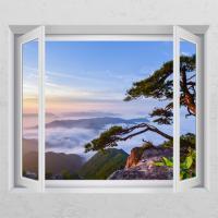cr563-대둔산풍경_창문그림액자