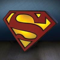 [팔라돈] 슈퍼맨 로고 무드등 PP2899SM