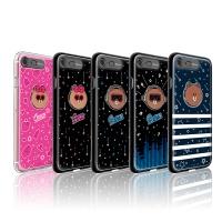 라인프렌즈 iPhone7,8/7+,8+ 메탈뱃지 라이팅 케이스