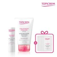 토피크렘 1+1(립밤4.7g+핸드크림50ml)/샤쉐 5매증정