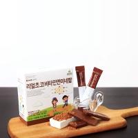 밀싹엔 리얼초코비타민앤미네랄 건강보조식품