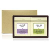 [차예마을 허브차]유기농 라벤다,레몬밤 티백선물세트