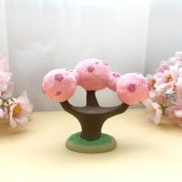 데꼴 미니어처 딸기에디션 한정판(벚꽃나무)