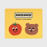 Tomato and bear(마우스패드)