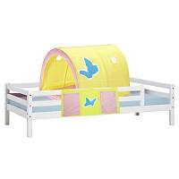 호페키즈 버터플라이 가드 침대 세트