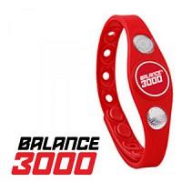[Balance3000] 발란스3000 스포츠팔찌-레드